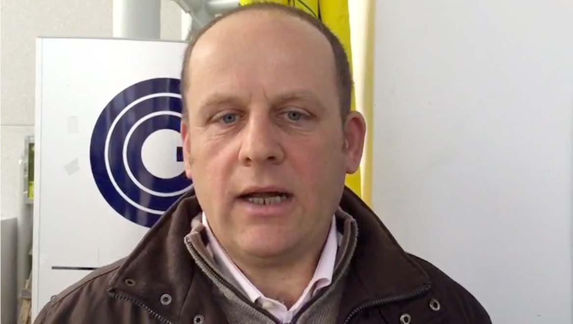 Giacomo Lussignoli - presidente Condifesa Nord Est
